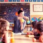 Todo comienza con un buen maestro